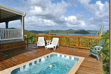 st john usvi villa with pool