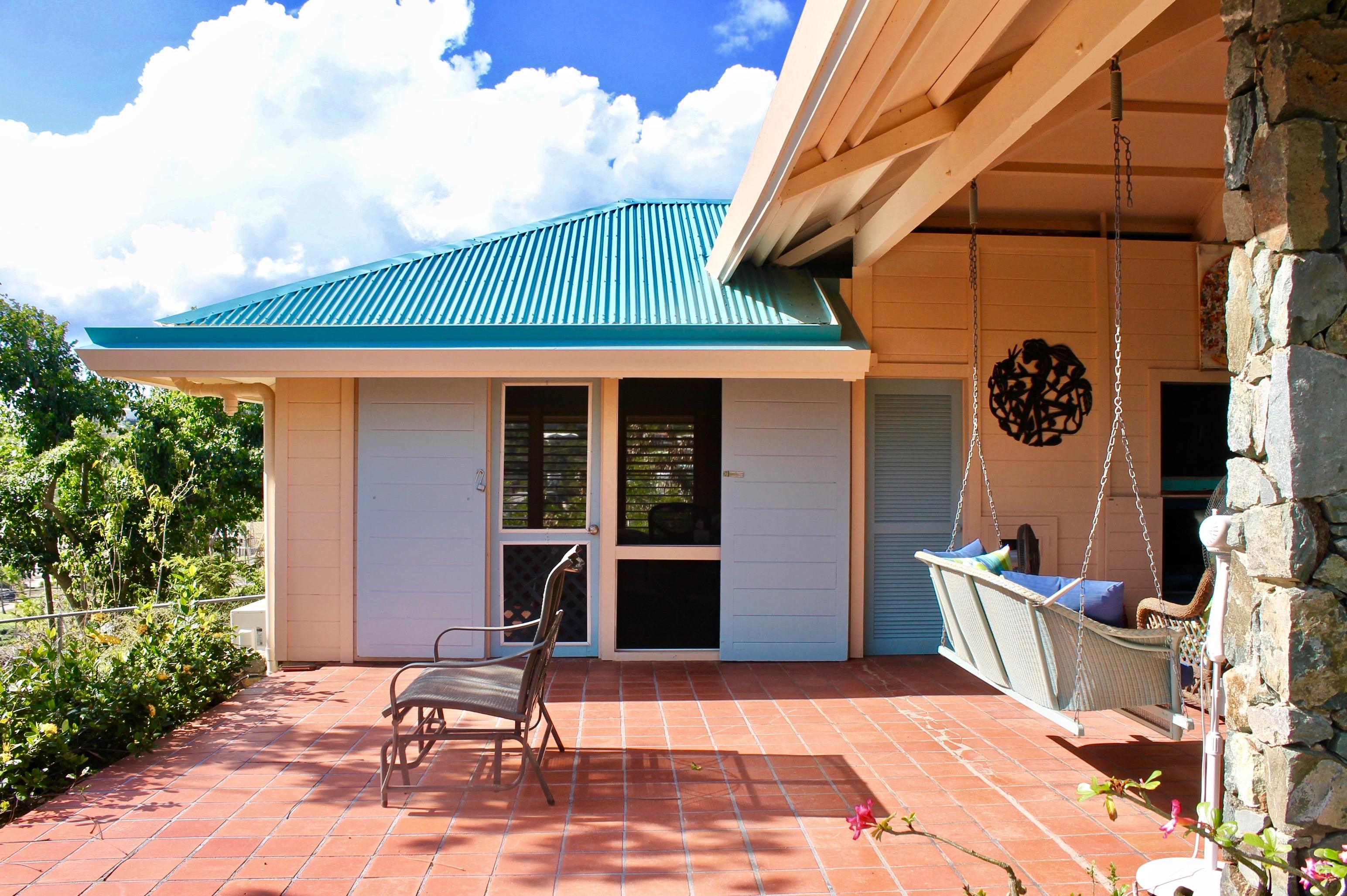 Haiku - Private Family Rental in St  John USVI   Carefree Getaways