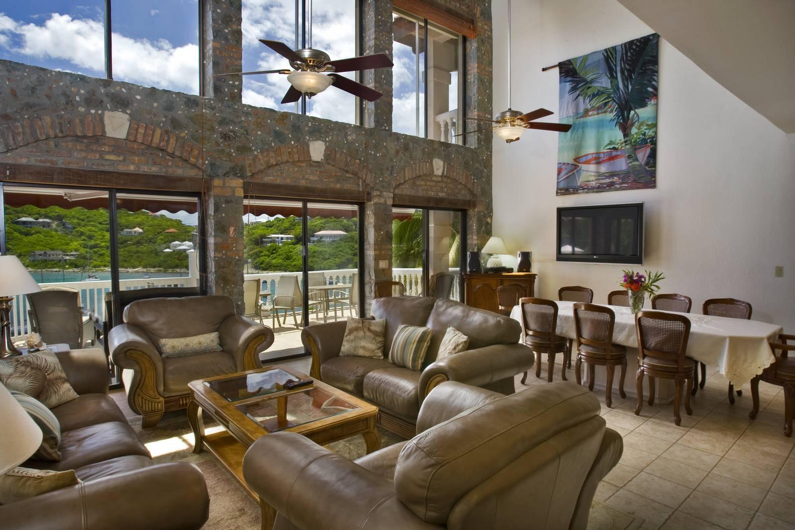 St John Usvi Vacations Rental Villas Villa St John Carefree Get