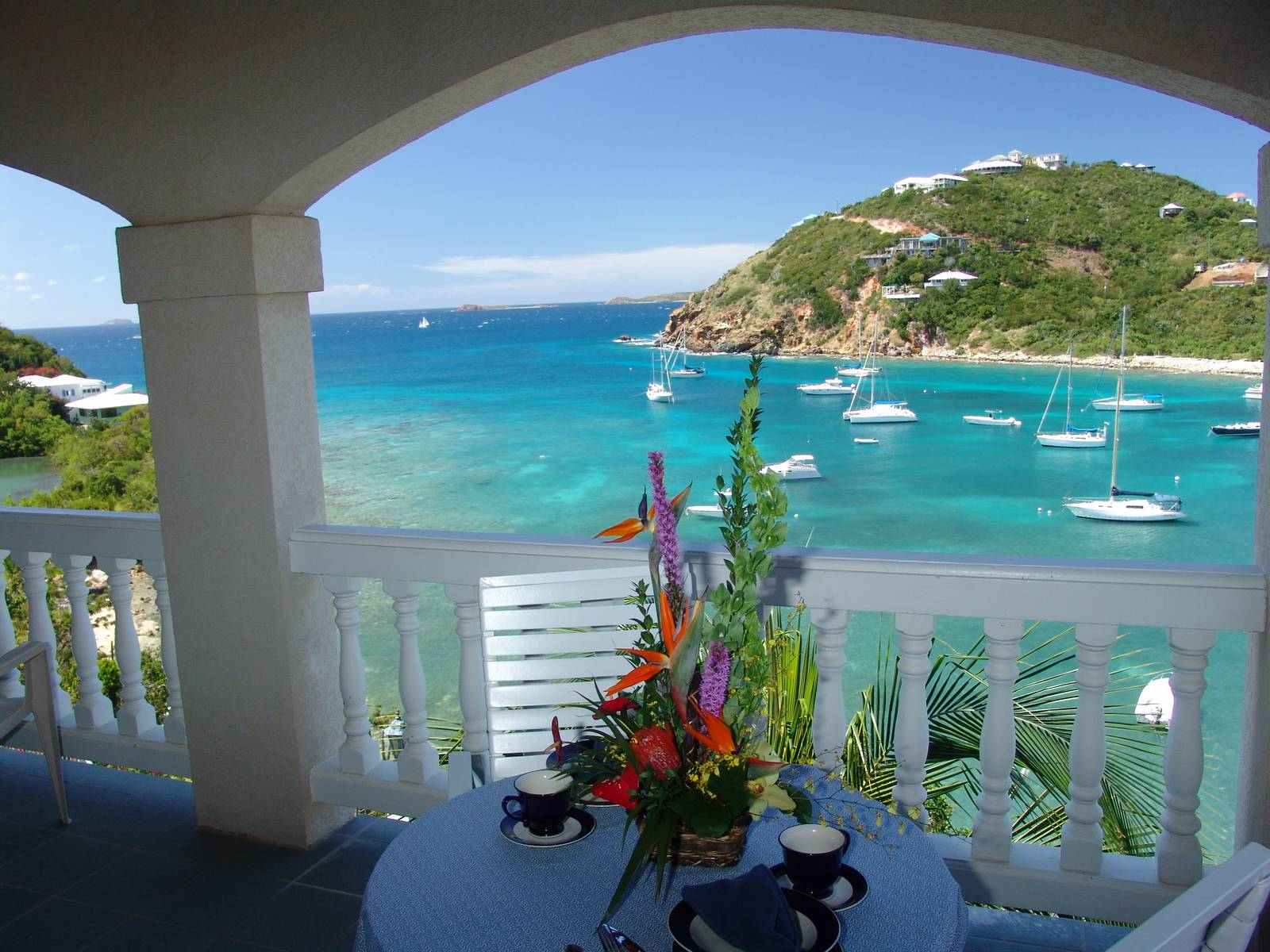 St John Usvi Vacations Al Villas Villa Carefree Get